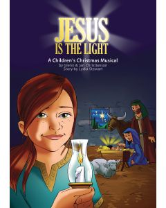 Jesus is the Light - Spiral bound choral book (with Christmas script)