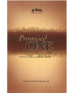 Promised One - Choral Book (with Christmas script) (The Wilds)