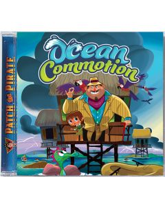 Ocean Commotion - CD