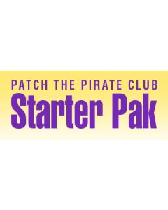 Patch the Pirate Club - Starter Pak