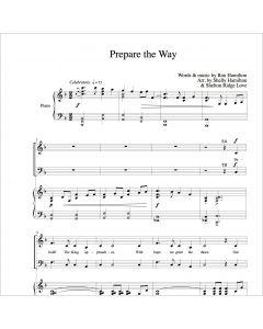 Prepare the Way - Choral Octavo - Printable Download