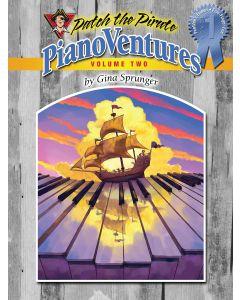 PianoVentures Volume 2 - PeeWee's Level 1 (Primer)
