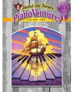 PianoVentures Volume 2 - Peanut's Level 3 (Intermediate)