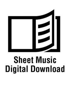 My Jesus Fair - Choral Octavo - Printable Download