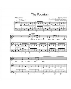 The Fountain - Choral Octavo - Printable Download