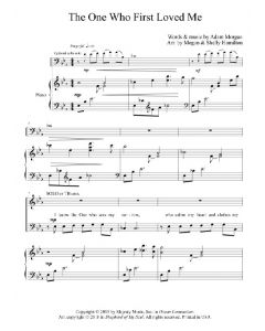 The One Who First Loved Me - Choral Octavo - Printable Download