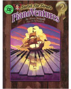 PianoVentures Vol 1:2 - Book/CD (Easy)