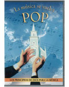 La Musica se Vuelve Pop - DVD