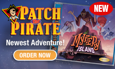 Mystery Island - Patch the Pirate Adventure