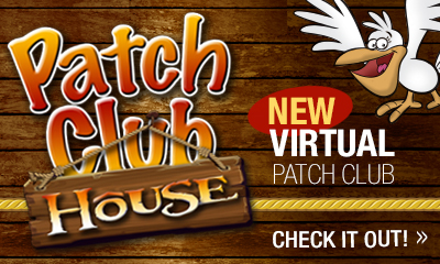 Patch ClubHouse